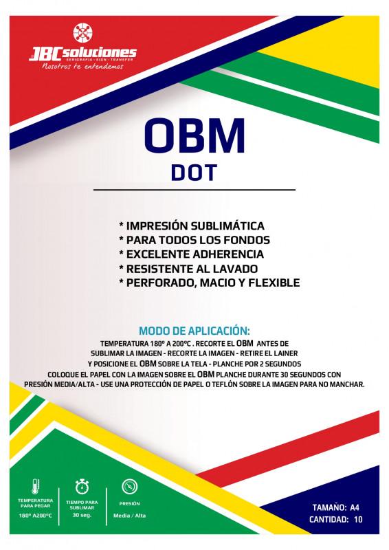 OBM TERMOCOLANTE DOT A4